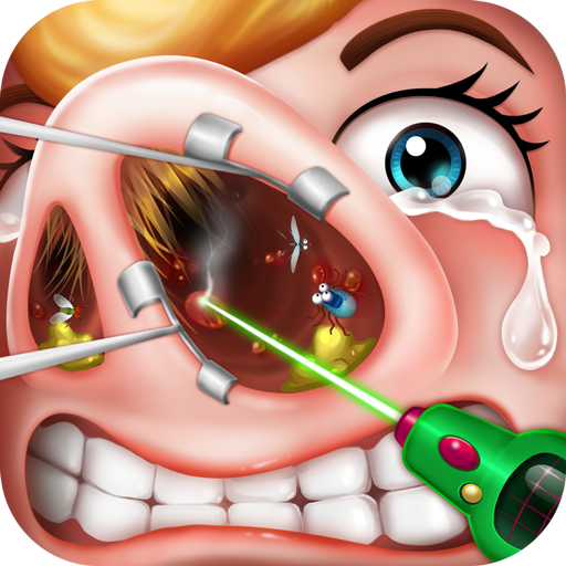 Nose Free - Nose Surgery Simulator - Free Doctor Game