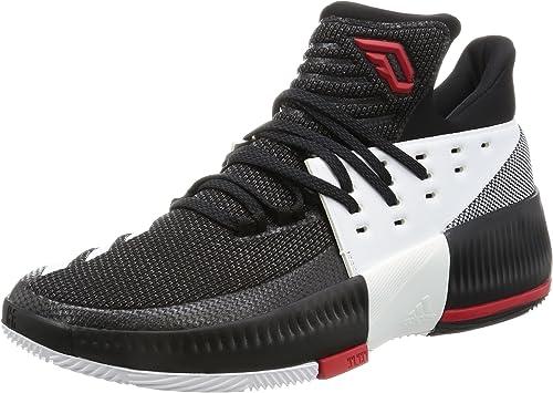 adidas D Lillard 3, Scarpe da Basket Uomo
