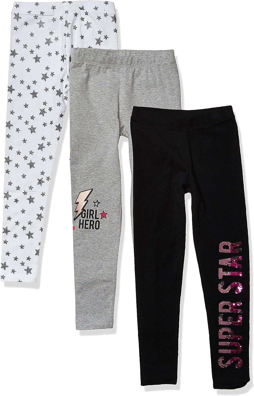 Brand Spotted Zebra Girls 3-Pack Leggings