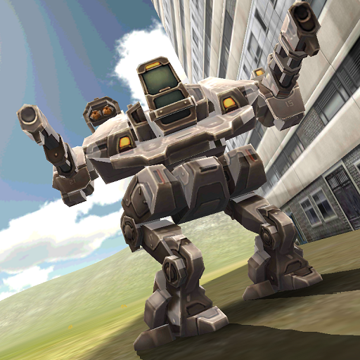 Forge of Titans: Mech Wars Mod apk download - Winko Games ...