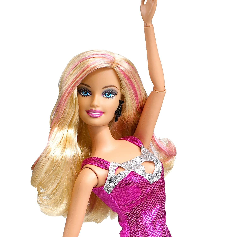 Barbie fashionistas sassy shops for makeup doll 24