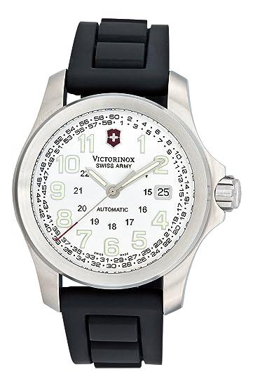 Victorinox 25792 - Reloj para hombres, correa de goma