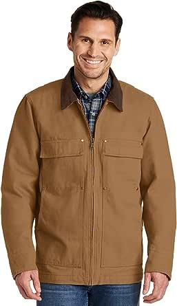 Cornerstone Washed Duck Cloth Chore Coat. CSJ50