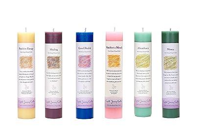 Money Herbal Magic Pillar