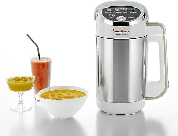 Moulinex LM841110 Máquina para hacer sopa, 980 W, 1.2 L, color ...