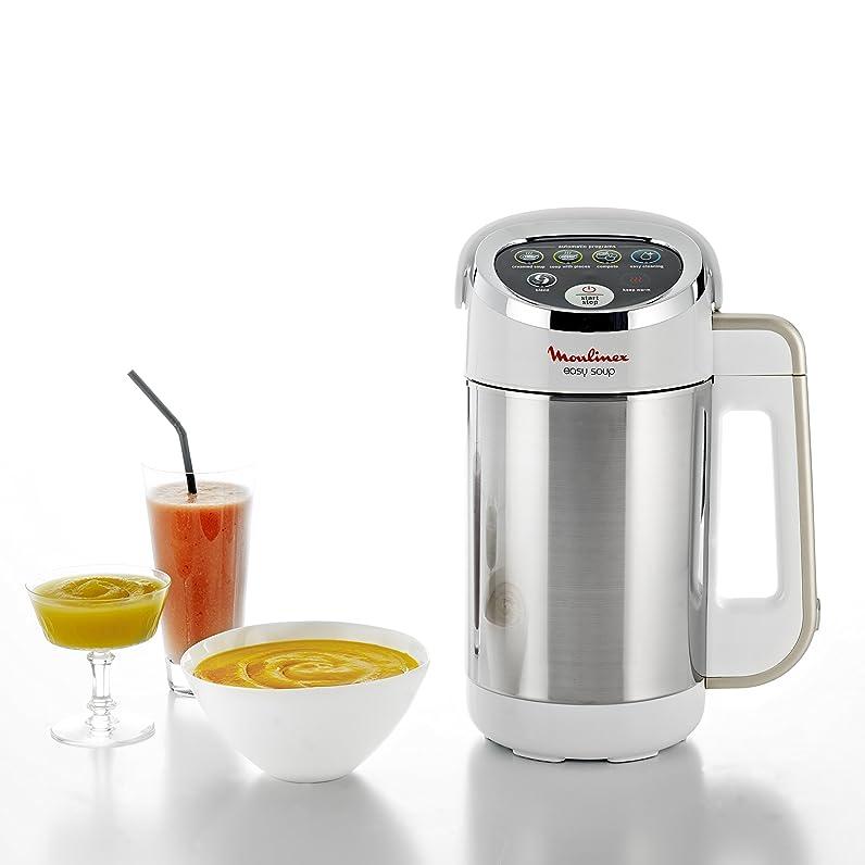 Moulinex LM841110 Easy Soup Blender Chauffant mixeur soupes ...