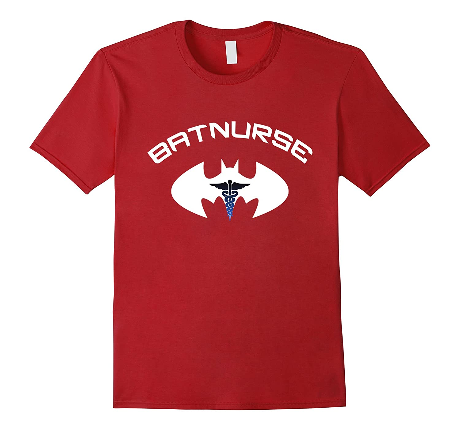 Funny Batnurse T-Shirt Great Gift for Nurses-CD