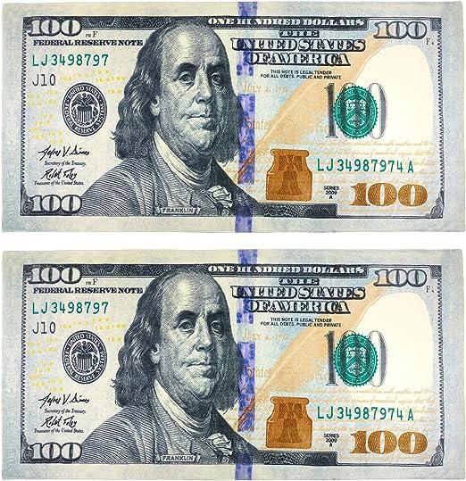 New 100 Dollar Hidden Messages In New 100 Dollar Bill 2019 12 06