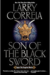Son of the Black Sword (Saga of the Forgotten Warrior Book 1) Kindle Edition