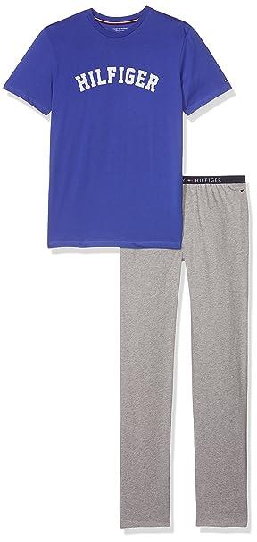 Tommy Hilfiger Set SS, Pijama para Niños (Pack de 2): Amazon.es: Ropa y accesorios