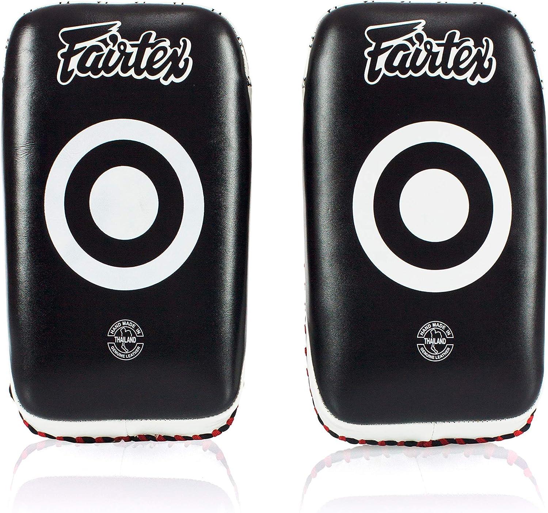 Fairtex Curved MMA Muay Thai Pads (Pair) : Sports & Outdoors