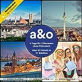 Reiseschein 4 Tage Zu Zweit Im 4 Ozo Hotel Amsterdam In Der
