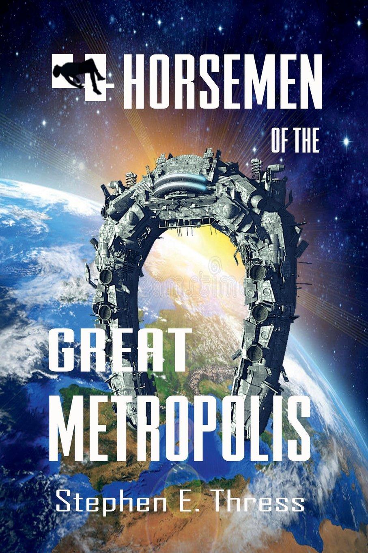 Download 4 Horsemen of the Great Metropolis pdf epub