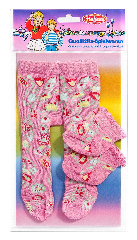 Socken Bunt Puppen-strumpfhose Größe 35-46 Cm Sortiert