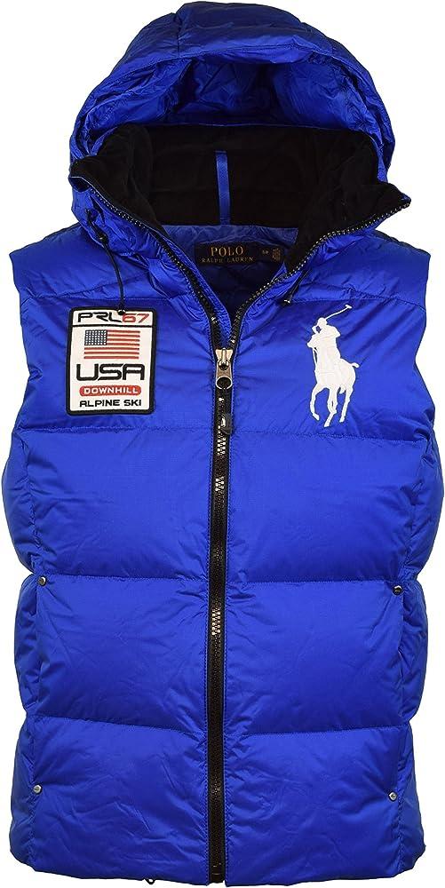 Polo Ralph Lauren Big Pony para esquí alpino parche acolchado ...