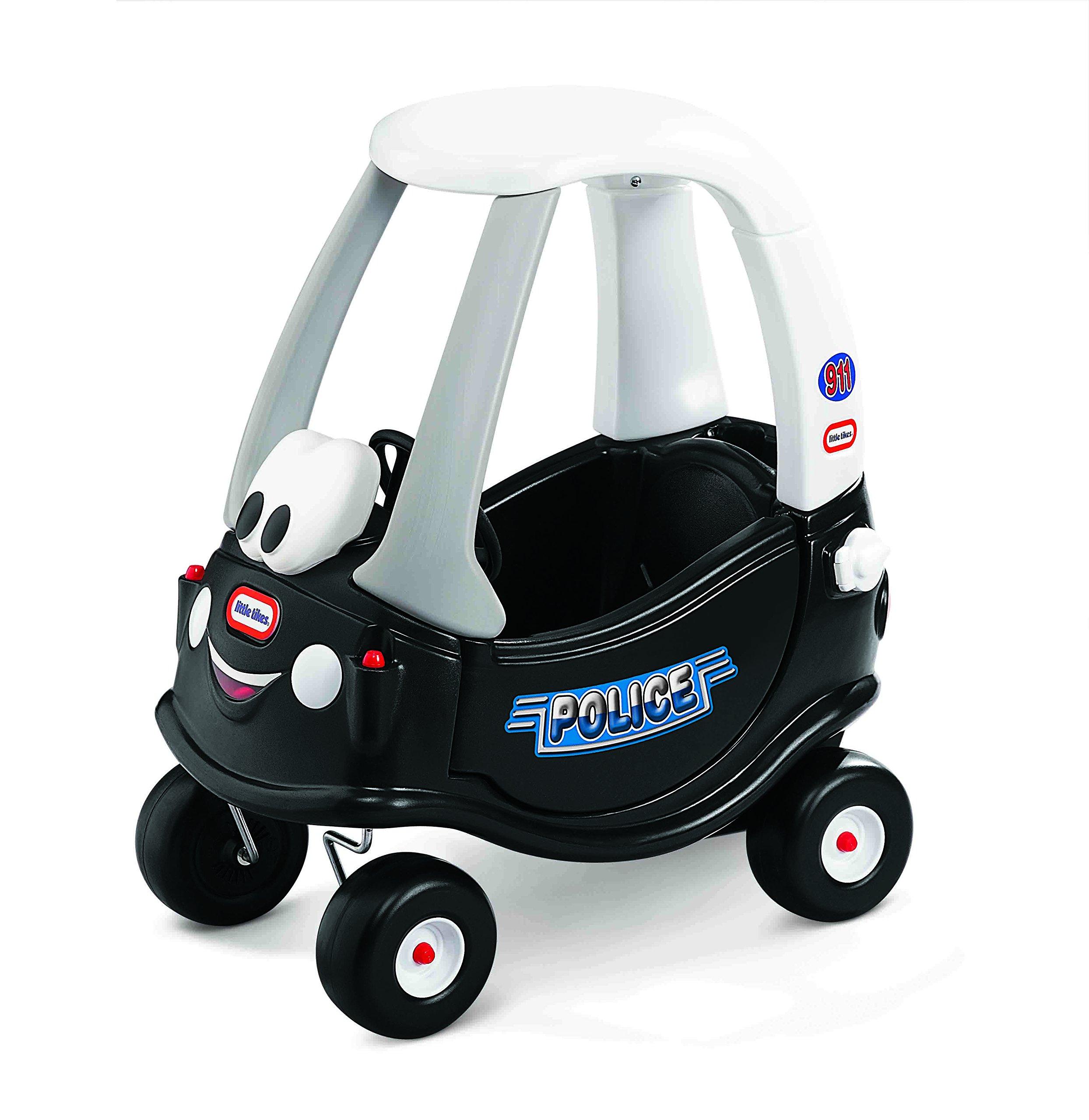 Little Tikes Cozy Coupe Tikes Patrol, Ride-On
