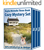 Kayla Michelle Three-Book Cozy Mystery Set