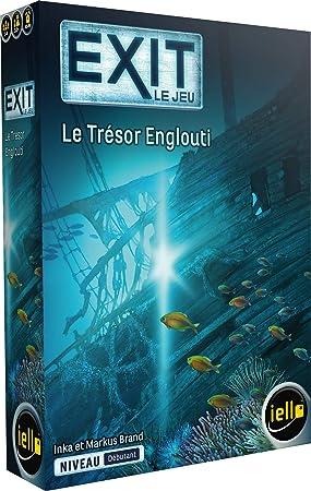 Iello - Escape Game, 51553, Neutra: Amazon.es: Juguetes y juegos