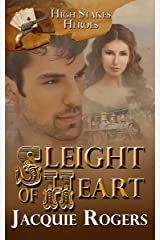 Sleight of Heart (High-Stakes Heroes) Kindle Edition
