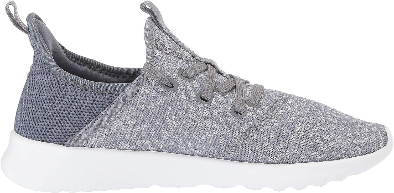 adidas Cloudfoam Pure, Chaussures de Fitness Femme Gris Blanc Grey Onix White