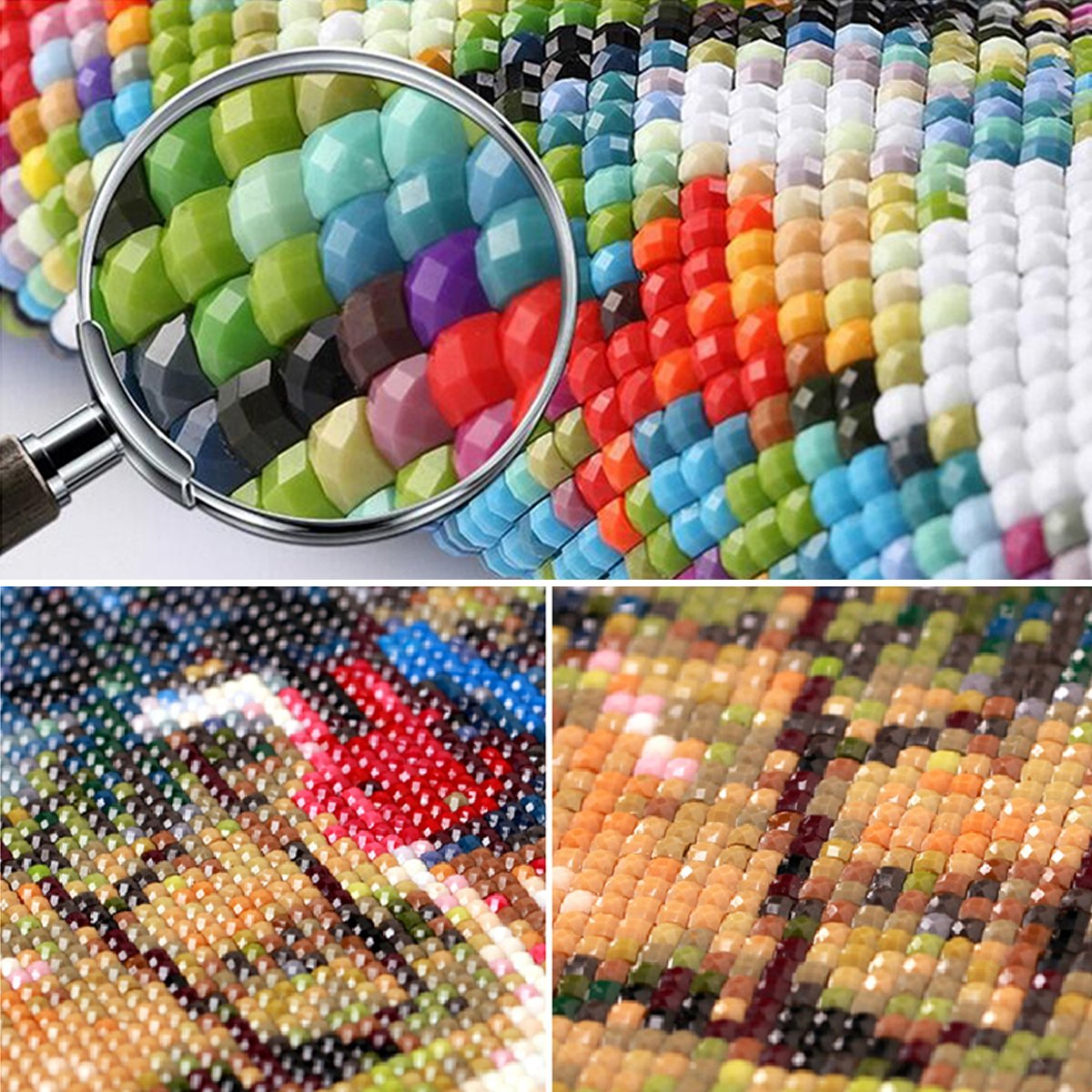 5D DIY Diamond Painting Kits Full Drill for Adults Crystal Rhinestone Embroidery Cross Stitch Arts Craft Canvas Wall Decor Moon Cat