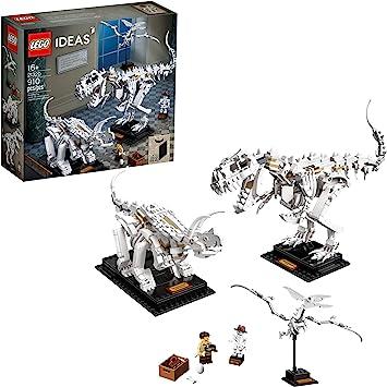 LEGO Skeleton Models