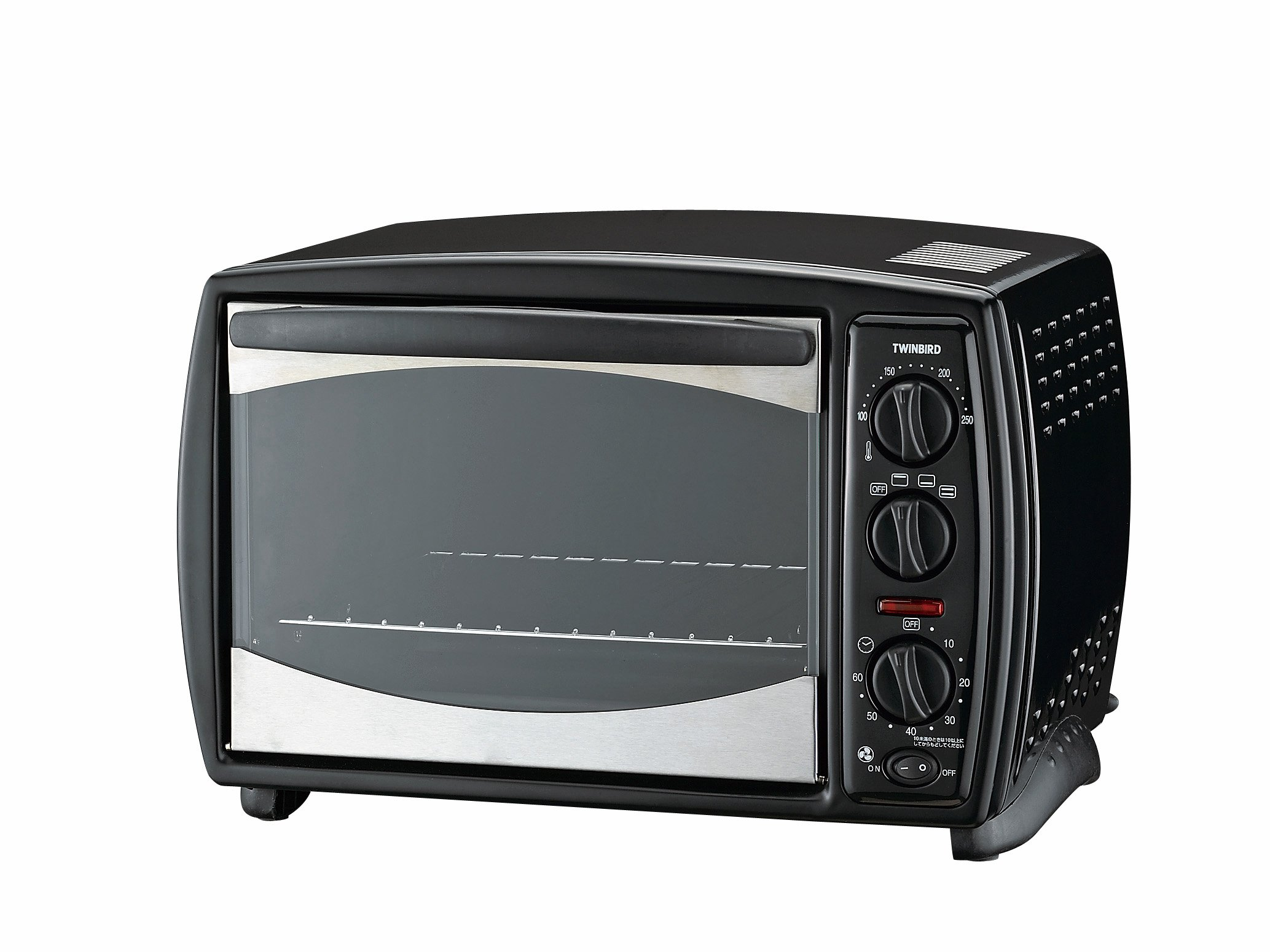 TWINBIRD コンベクションオーブン ブラック TS-4118B product image