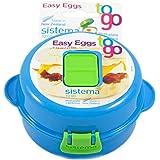 Sistema 9.16-Ounce Easy Eggs To Go, Colors Vary, 1-Pack