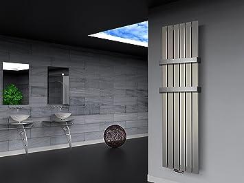 Badheizkörper Design Peking 3, HxB: 180 x 47 cm, 1118 Watt ...