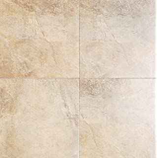 Daltile Ceramic Tile Quarry Textures Adobe Brown X Amazoncom - 8x8 slate tile