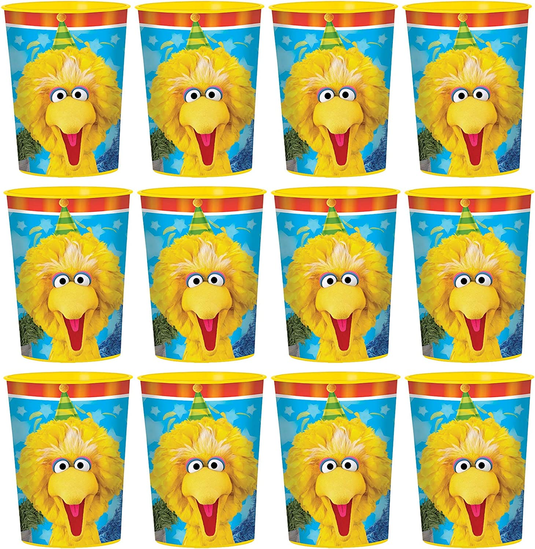 Disney Moana Lot of 12 16oz Party Plastic Cup ~Party Favor Supplies