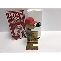 Mike Trout WALL CATCH Anaheim Angels 2013 Rookie of the Year STADIUM PROMO Bobble Bobblehead SGA photo