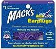 Macks Rubber Ear Plugs
