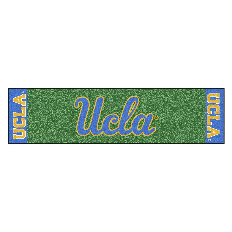 NCAAカリフォルニア大学 – Los Angeles (UCLA) Bruins Puttingグリーンマットゴルフアクセサリー   B07F1L64H9