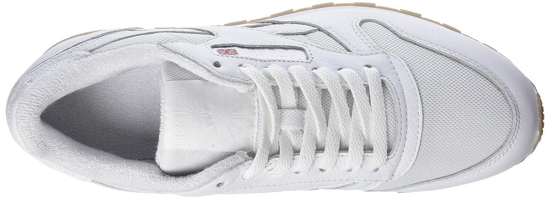 82cf4a8f28fc15 Reebok Men s Classic Leather Estl Trainers  Amazon.co.uk  Shoes   Bags