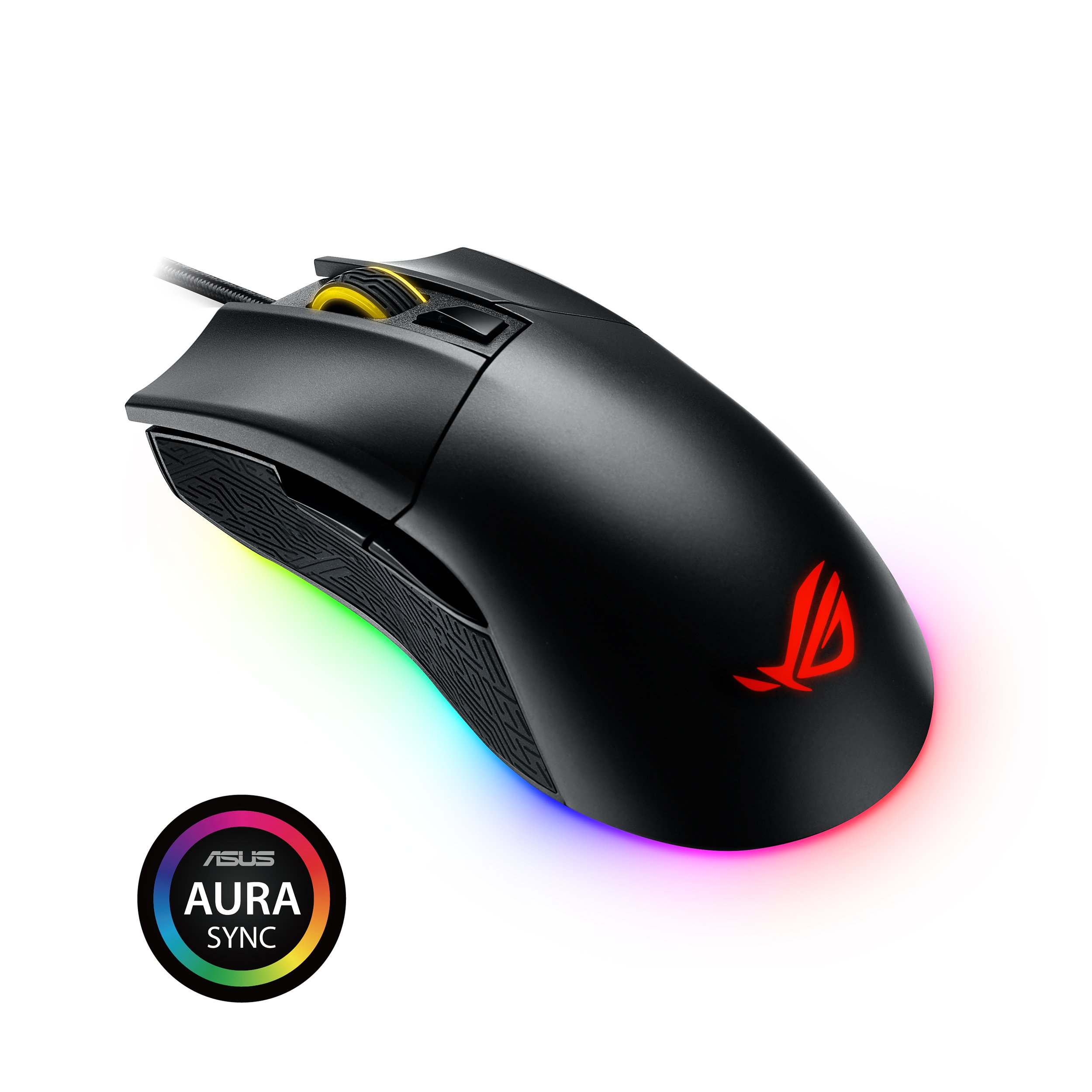 Mouse Gamer :  ASUS ROG Gladius II Origin Wired USB Optical