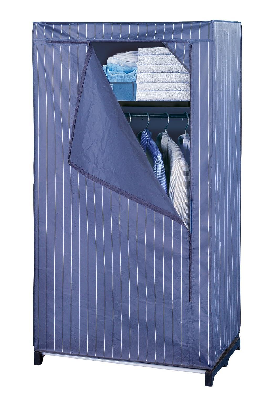 Amazon.de: Wenko 4381660100 Kleiderschrank Comfort mit Ablage ...