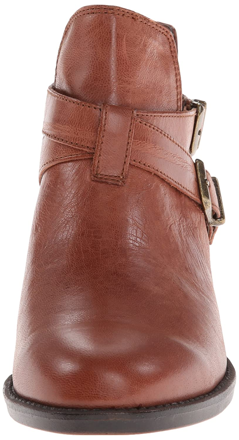 Bella Vita Damens's Raine Leder Boot Dark Tan Leder Raine 340c77
