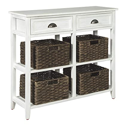 Amazon Com Ashley Furniture Signature Design Oslember Storage