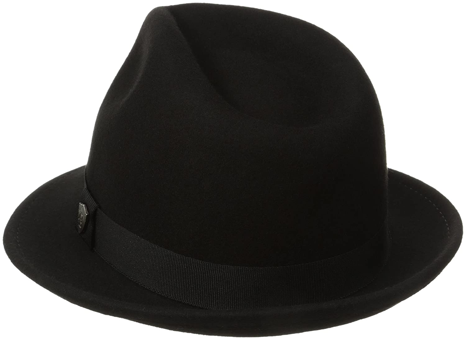 1940s Mens Hats | Fedora, Homburg, Pork Pie Hats Dorfman Wool Felt Hat $44.95 AT vintagedancer.com