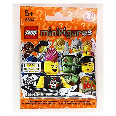 LEGO 8683 Minifigures Series 1 - Demolition Dummy: Toys & Games