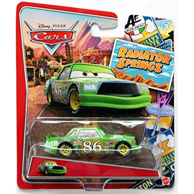 Disney Pixar Cars Exclusive Radiator Springs Classic Chick Hicks 1:55 Scale: Toys & Games