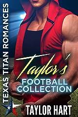 Taylor's Football Collection: Texas Titan Romances