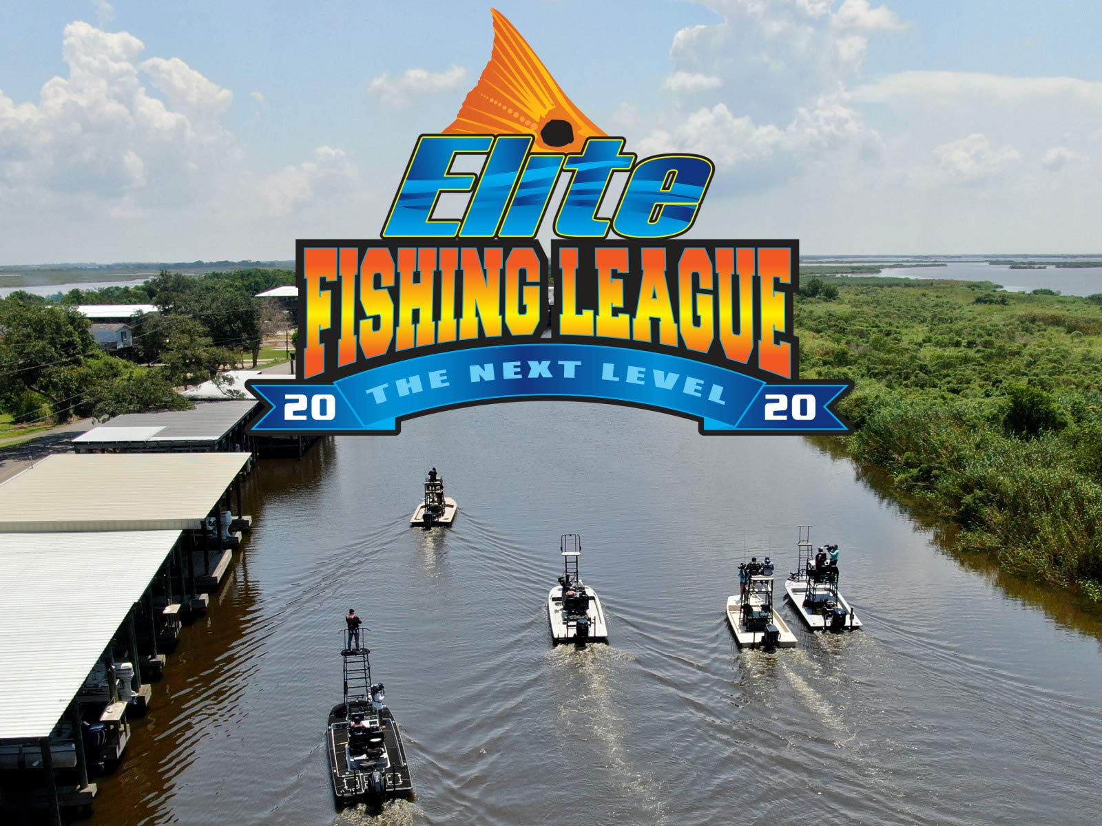 The Elite Fishing League - Season 2
