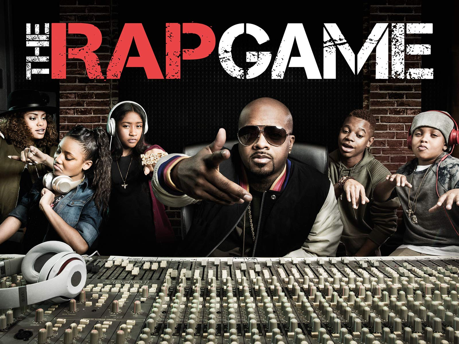 Watch The Rap Game Prime Video