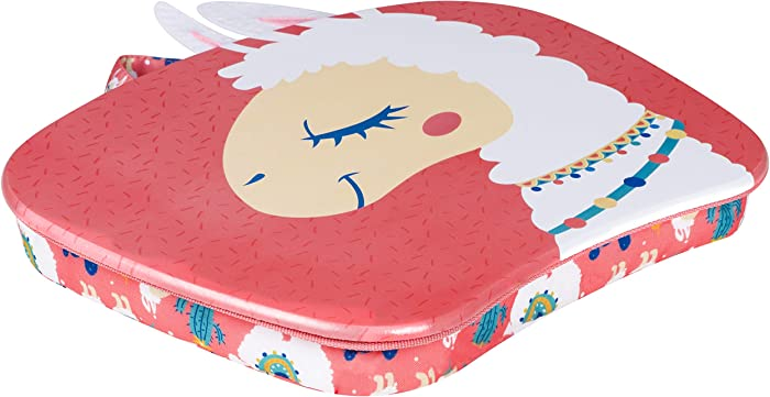 LapGear Lap Pets Lap Desk for Lil' Kids - Llama - Fits up to 11.6 Inch laptops - Style No. 46749