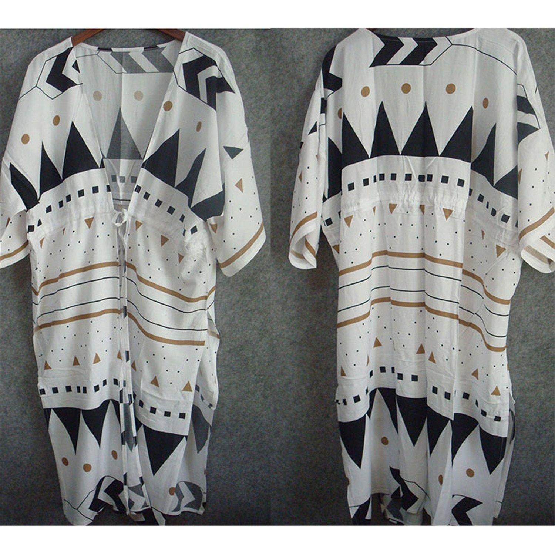 Women Beach Dress Sarongs Cover-up Swimwear Beach Tunics Bathing Suit Cover ups Bikini Cover up