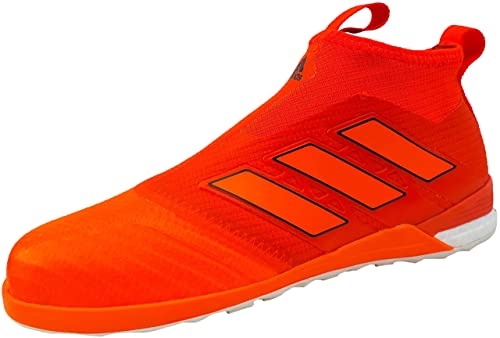 Adidas Kinder ACE Tango 17+ Purecontrol IN Grün Schwarz