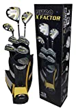Nitro Golf Xfactor Men's Golf Club Set, Right Hand