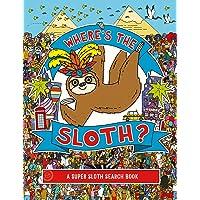 Where's the Sloth?, 3: A Super Sloth Search Book